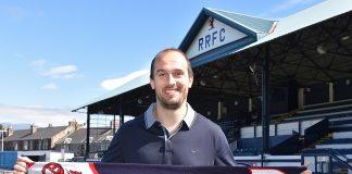 Jamie MacDonald signs for Raith Rovers | Raith Rovers news