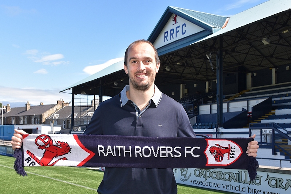 Jamie MacDonald signs for Raith Rovers | Raith Rovers new