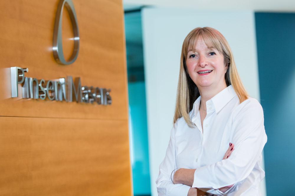 New Scottish head of Pinsent Masons Katharine Hardie