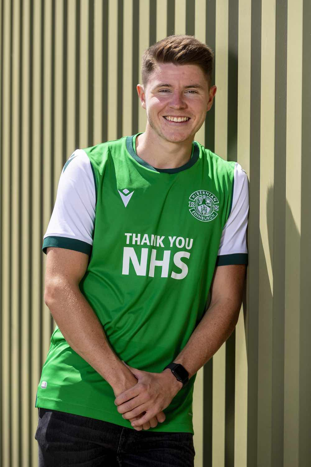 Kevin Nisbet turned down Hearts to sign for Hibs | Hibs news