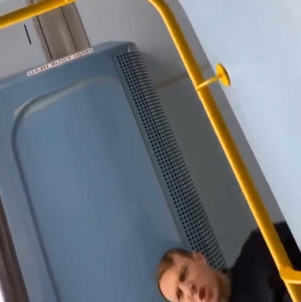 Racism on London bus