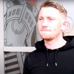 Michael Doyle after joining Queen's Park | Falkirk news