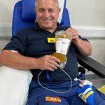 NHS worker donates plasma to help fight coronavirus