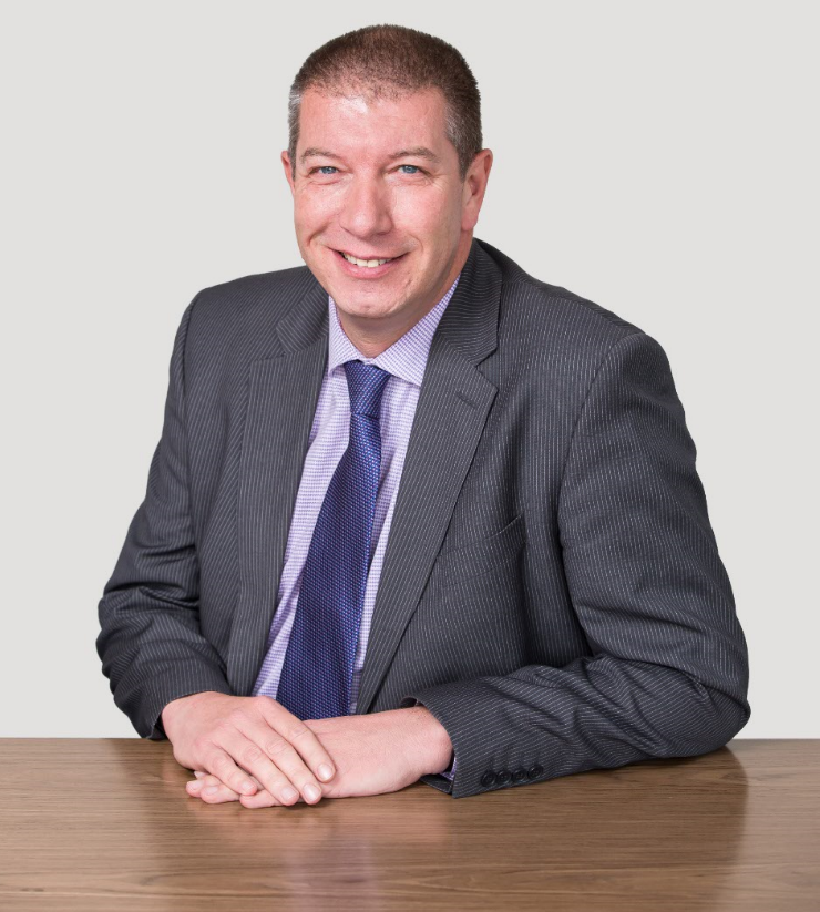 Ron McNaughton, Head of the SFCIU