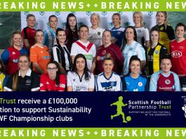 Scottish Women's Football players