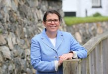 Tanja Lister from the Kylesku Hotel in Sutherland,