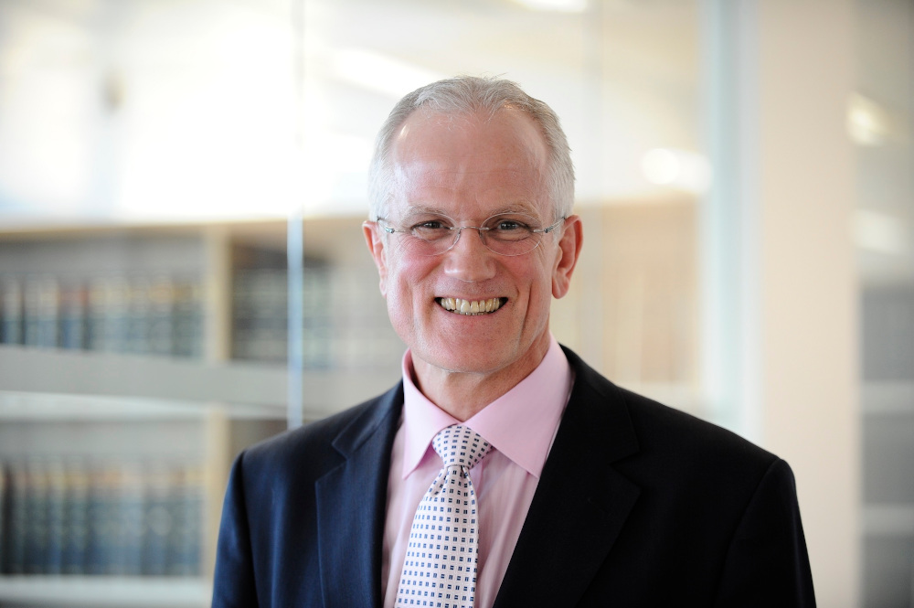 The late Kirk Murdoch, former Chair Scotland and Northern Ireland, Pinsent Masons