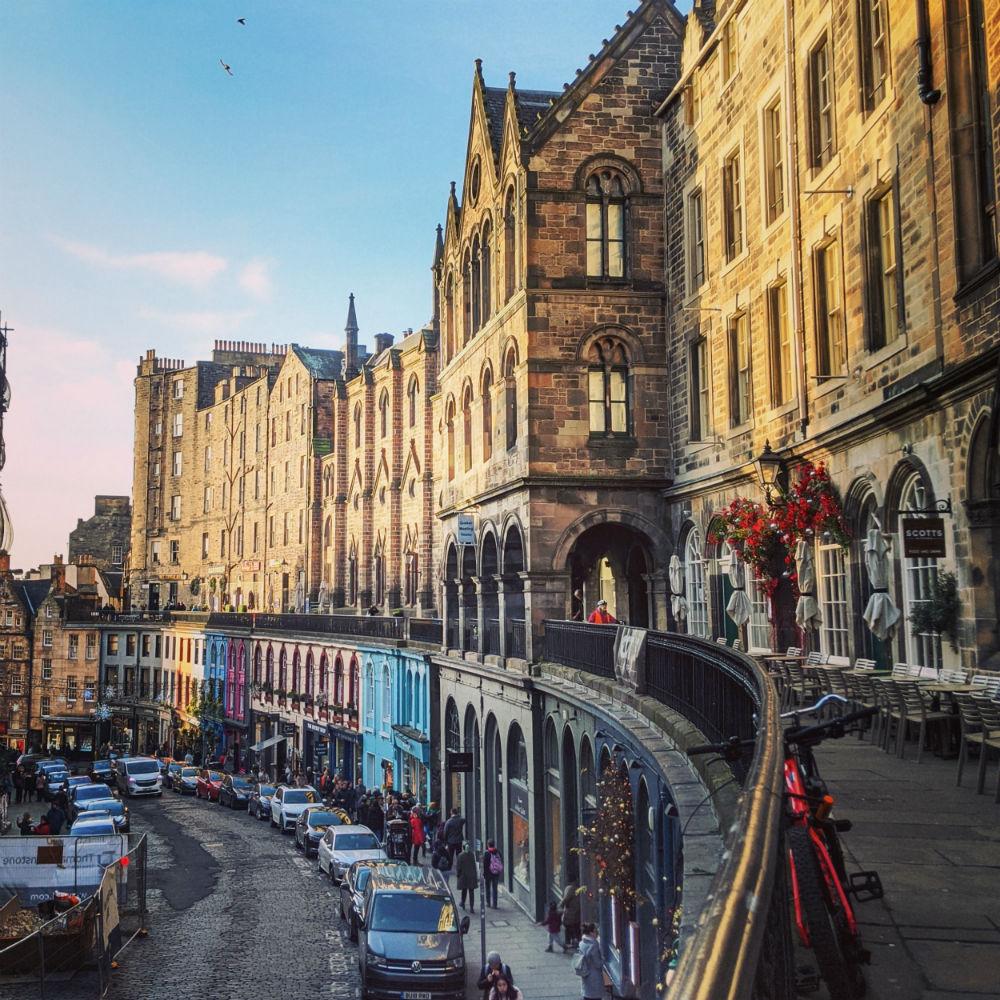 An image of Edinburgh - Deadline News/Scottish Business News