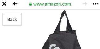 Creepy Amazon photo