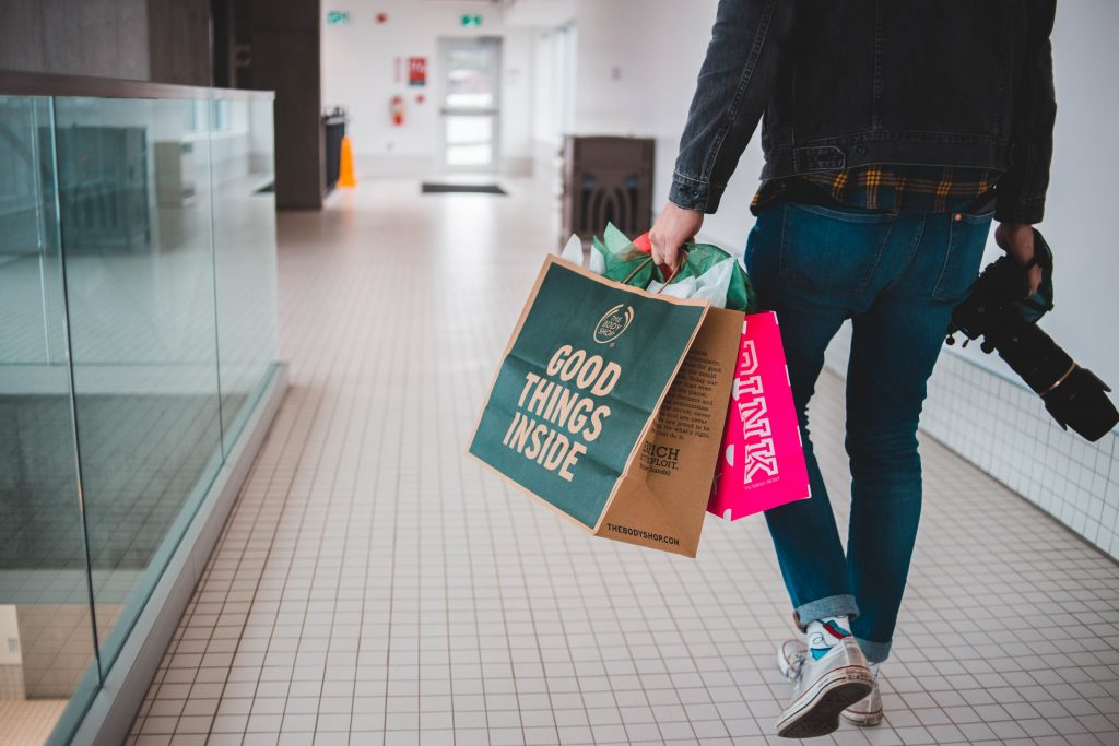 Will coronavirus have a lasting impact on the shopping experience.