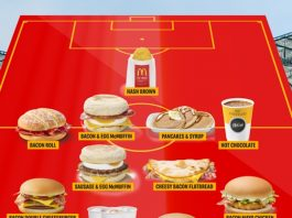 Chris Kamara does hilarious voiceover for McDonalds ad