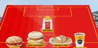 Chris Kamara does hilarious voiceover for McDonalds ad