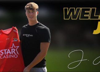 Scotland international Jack Hendry is unveiled at Oostende | Scotland national team news