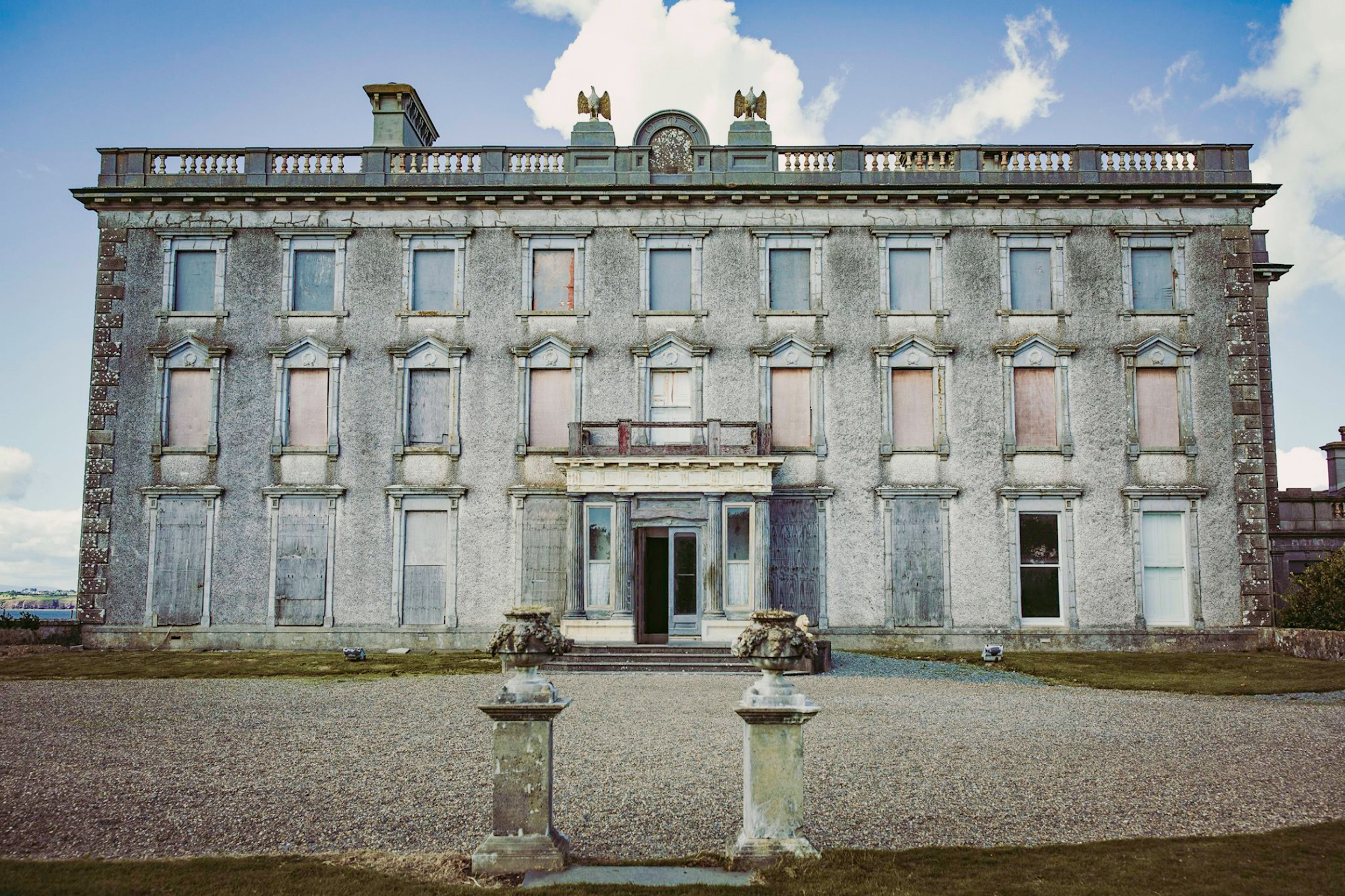 Irelands most haunted house for sale