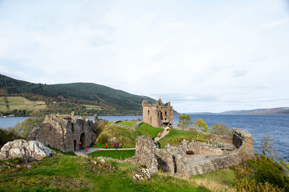 Urquhart Castle - Deadline News/Scottish Business News
