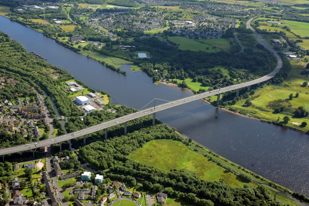 Transport Scotland's plans to modernise and restore Scottish roads sees 250 new hires