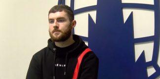 Former Hearts and Dunfermline striker Aidan Keena   Falkirk news