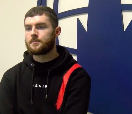 Former Hearts and Dunfermline striker Aidan Keena | Falkirk news