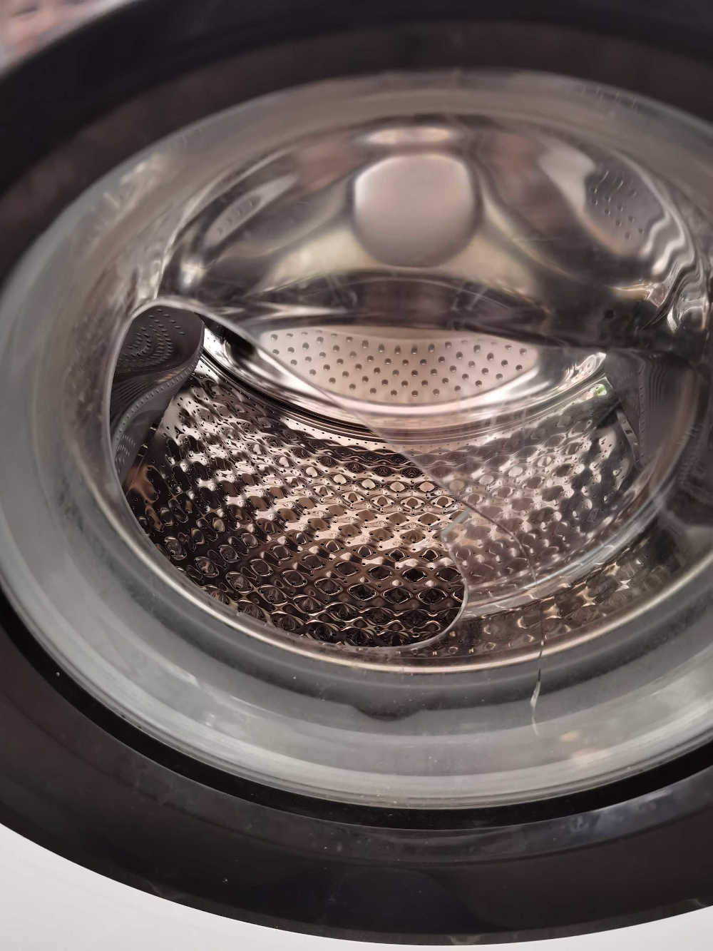 Argos washing machine blows up