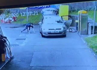 Birmingham car thief