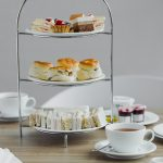 A picture of cakes and tea presented by Dobbies - Business News