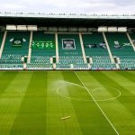 Easter Road ahead of the season opener against Kilmarnock   Hibs news