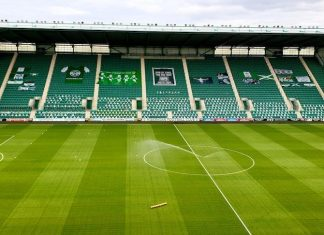 Easter Road ahead of the season opener against Kilmarnock | Hibs news