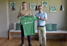 Former Hibs striker Flo Kamberi | Hibs news