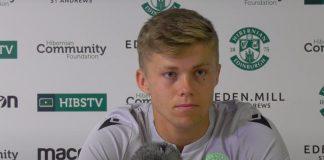 Hibs prospect Fraser Murray | Hibs news