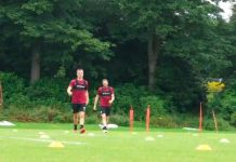 Hearts in training | Hearts news