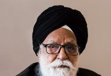 A picture of Mr Darbara Singh Bhullar,- Scottish News