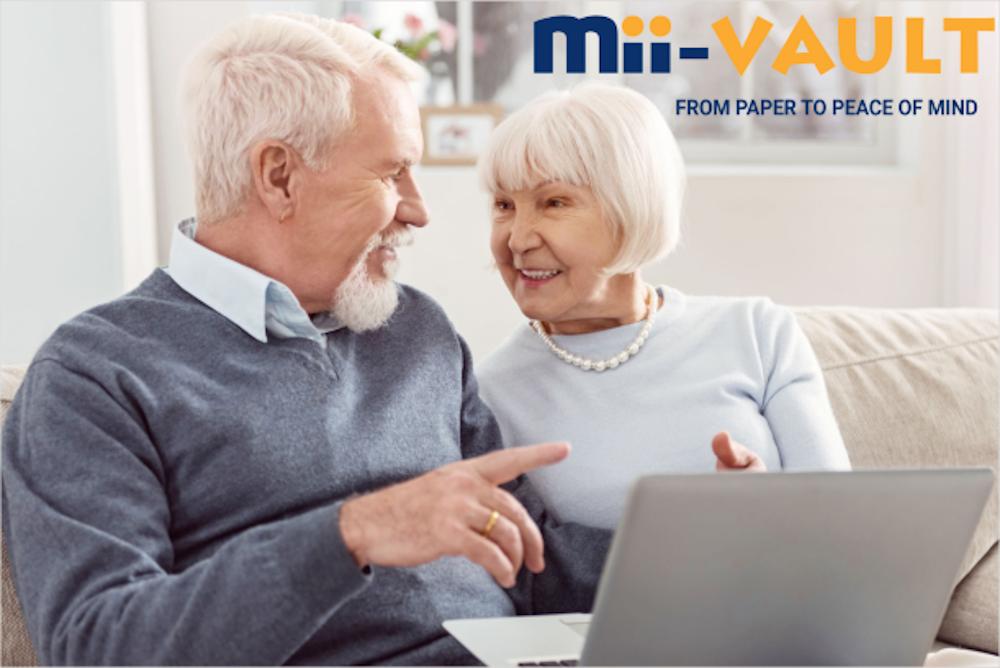 Older couple - Miigen