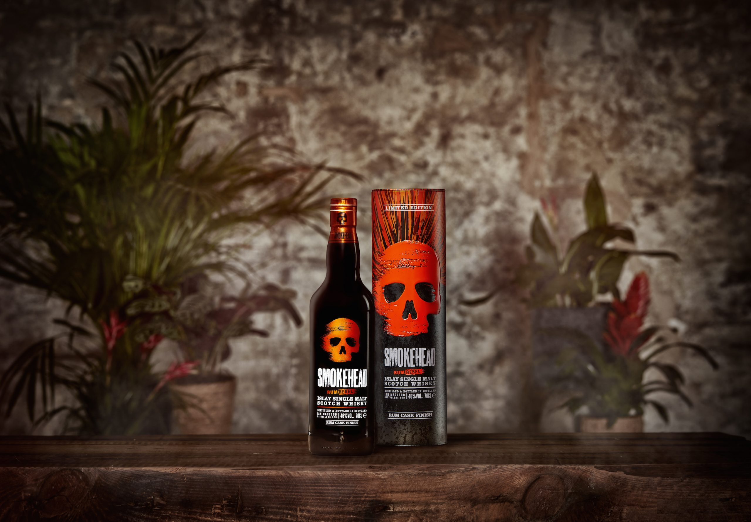 Smokeheads new whisky finished in rum barrels- Food and Drink News Scotland
