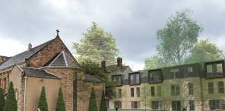 Edinburgh Council have agreed to a new student development