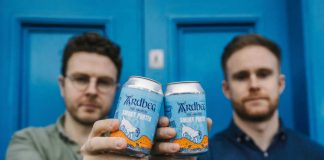 Brewgooder and Ardbeg team up