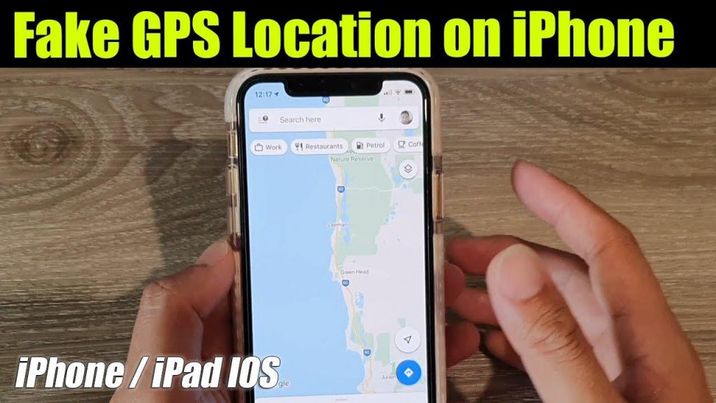 How to GPS locate your IOS device