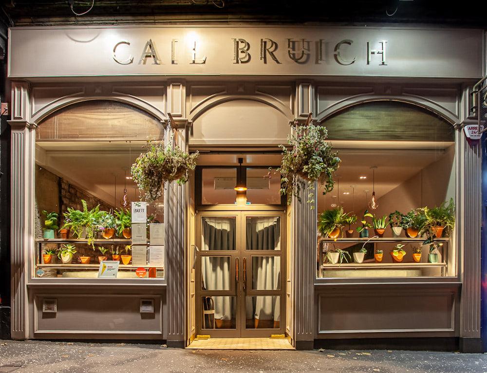 epicures teams up Cail Bruich