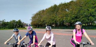 Cycling has increased in Scotland since entering phase three of lockdown