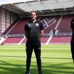 Hearts boss and assistants Gordon Forrest and Lee McCulloch at Tynecastle | Hearts news
