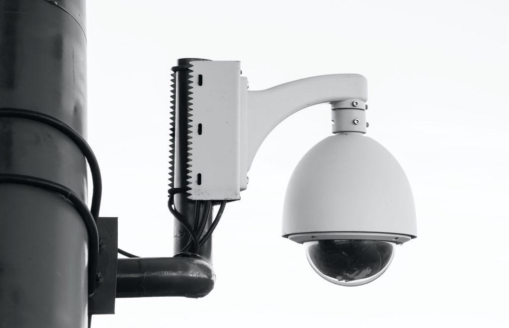 installation process of CCTV