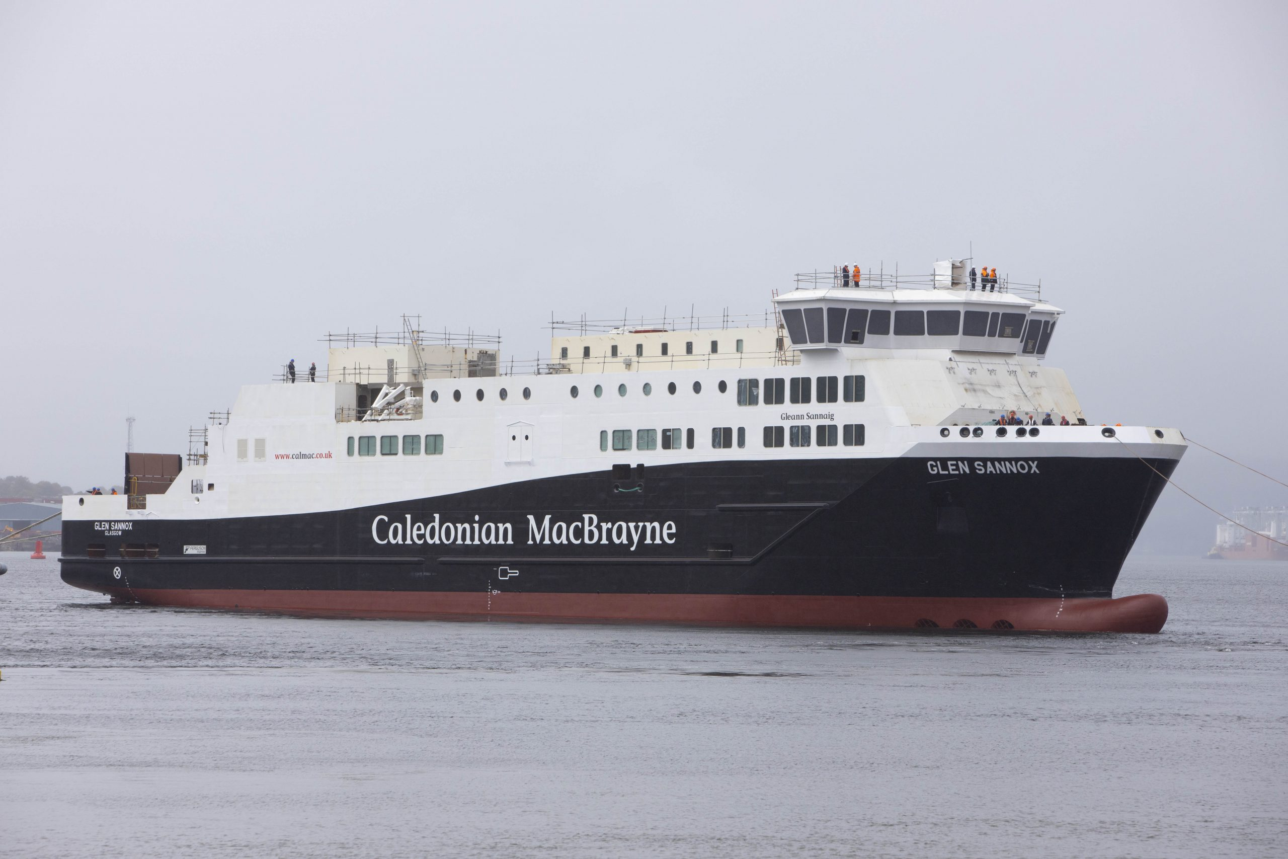 MV Glen Sannox