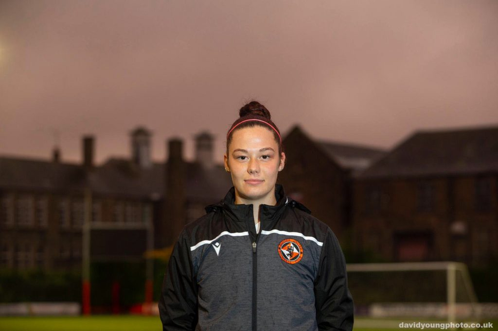 University of Dundee student appearing on reality TV show competition for chance at professional footbal