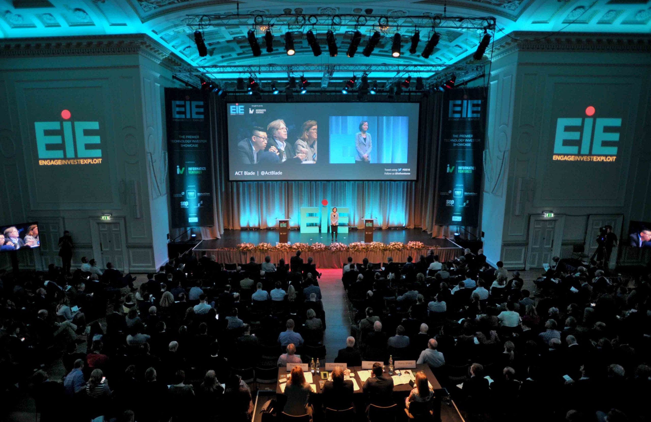 Assembly Rooms Edinburgh launches hybrid solution for events industry - EIE event-Business News Scotland
