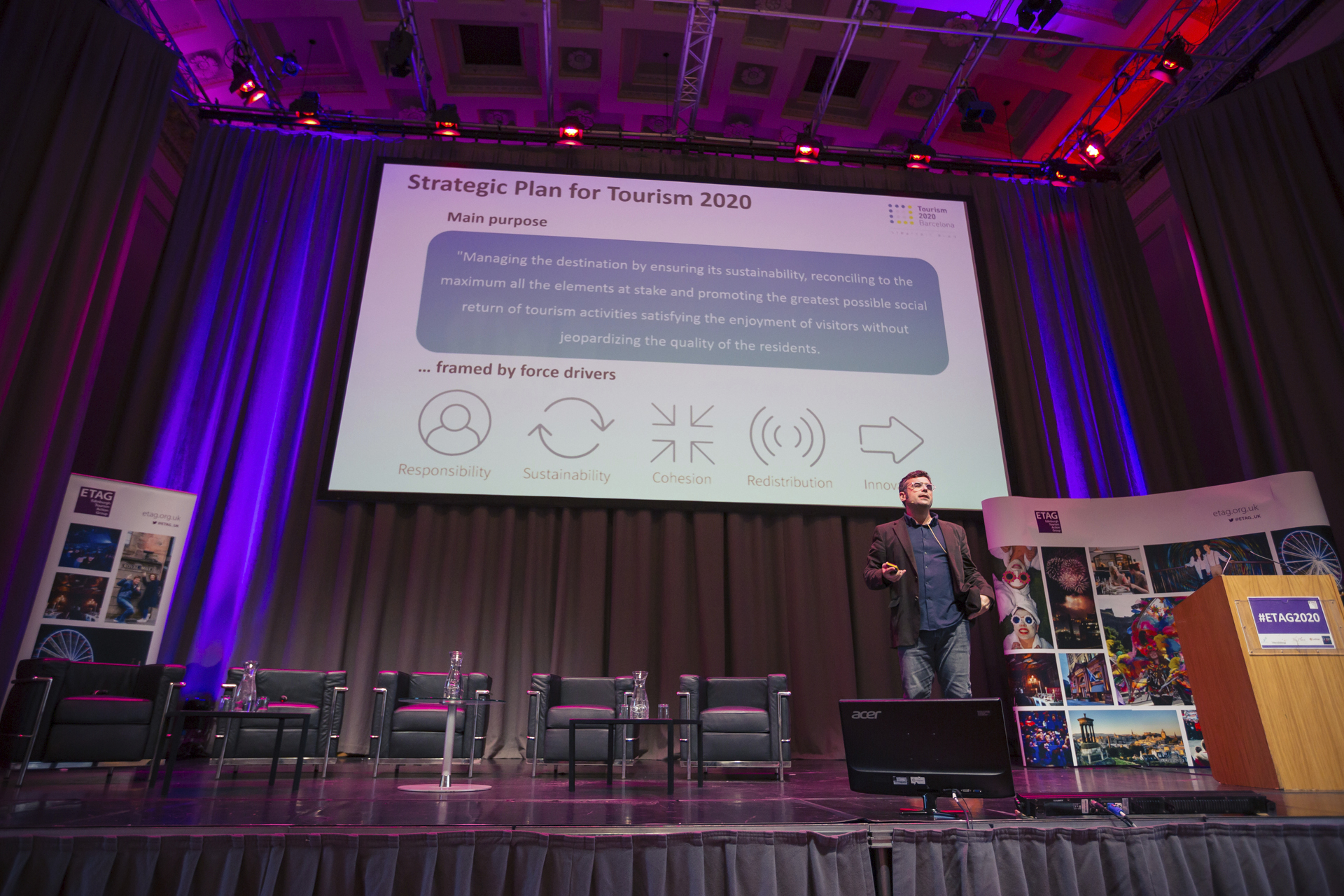 Assembly Rooms Edinburgh launches hybrid solution for events industry - ETAG 2020 event- Business News Scotland