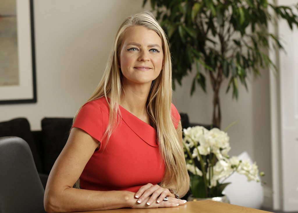 Betsy Williamson, founder of Core-Asset