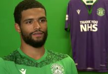 New Hibs goalkeeper Dillon Barnes | Hibs news