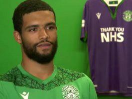 New Hibs goalkeeper Dillon Barnes | Hibs news