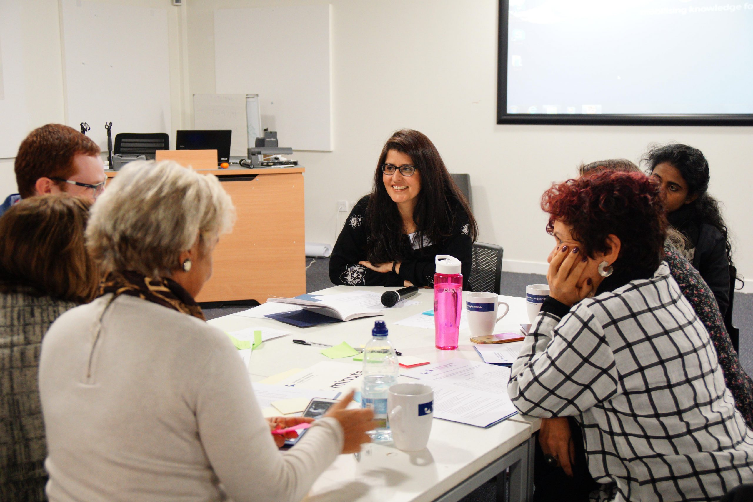 Dr Rodriguez hosting a knowledge exchange event in Scotland-Scottish News