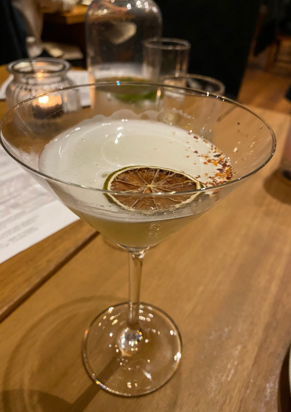 Chilli Margarita - Food and Drink News Scotland