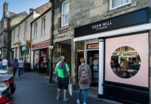 Eden Mill pop up shop-Scottish Business News